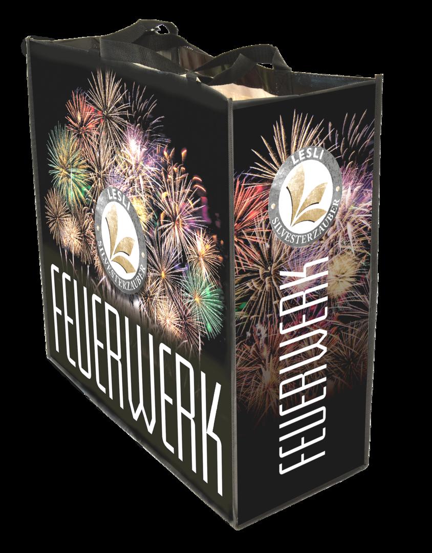 Feuerwerk Verkauf Harburg 2018 Shopping Bag Lesli Knallkrper Katalog Water Blaster Silvesterzauber Art Nr 09455